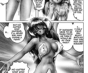Seijuu Shoujo Sen Vaginass Kanzenban - Sexbeast Fight..