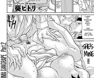 Miboujin Konsui Rinkan - The Widow Coma Gangrape - part 2