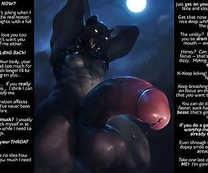 Gay Furry picturies with stories - part 2