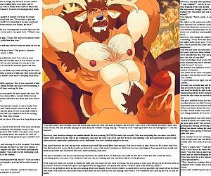 Gay Furry picturies with stories - part 13