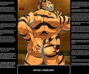 Gay Furry picturies with stories - part 18