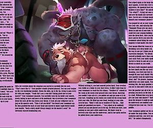 Gay Furry picturies with stories - part 21
