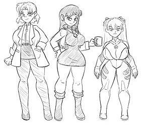 Artist - Rexcrash64/Domo-Sensei - part 6