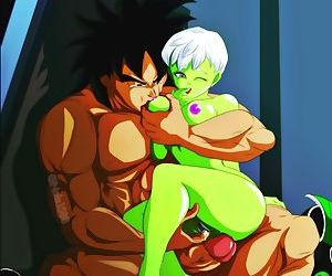 Broly x Cheelai - All In - part 2