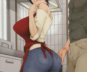 Hitozuma Haruko no Choukyou Netorare Seikatsu ~Katsute..