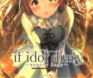 If idol diary ~memory snap~