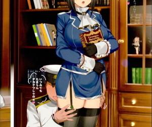 Nakadashi Suru zo! Takao ~Saikou no Dosukebe Hishokan no..