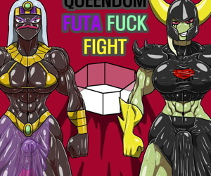 Queendom Futa Fuck Fight