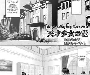 Tensai Shoujo no Hi - A Prodigies Secret