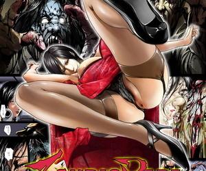 Junk Center Kameyoko Bldg ZONBIO RAPE Resident Evil 4 Korean