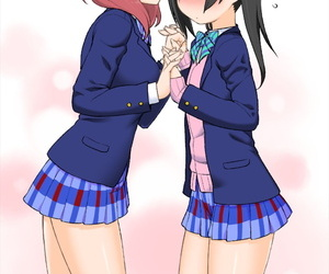 Maki-chans First Time With Nico-chan