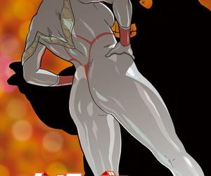 Urban Doujin Magazine Mousou Tokusatsu Series: Ultra Madam..