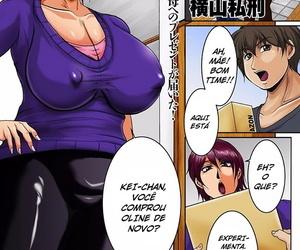 Yokoyama Lynch Okaa-san no Hamike ga Tamaranai - I Can't..