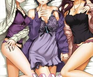 E☆Roman Koubou Edogawa Roman XXX ~3-nin Matomete P-san..