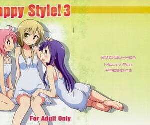 C88 Melty Pot Mel Happy Style! 3 Yuyushiki English /u/..