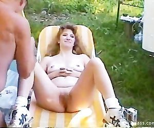 Mature Shaved In Public