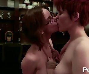 Lily Cades Eat My Lesbian Ass - Scene 3