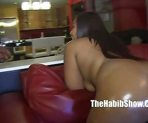 thai n black swallows bbc fucked in the rump