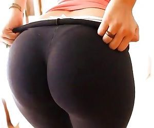 Perfect Cameltoe Pussy Latin Teen! Round Ass, Tiny Tits! 10+