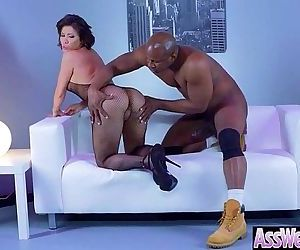 Big Wet Ass Girl Get Oiled And Hard Style Analy Banged clip-05