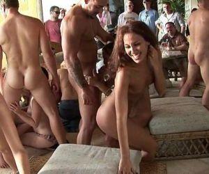 Orgy Sex Parties 17 Scene 2 - 21 min