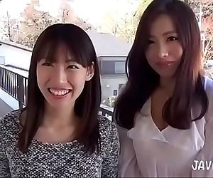 Japanese hot step mom and her friend full video 43 min