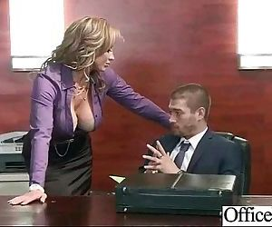 Sex Tape With Huge Round Tits Slut Office Girl movie-19