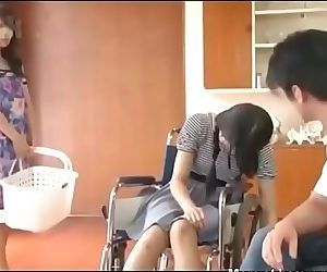 Mom and Disabled Daughter 22 min