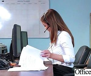 Office Big Tits Girl Realy Love Hard Baning clip-18