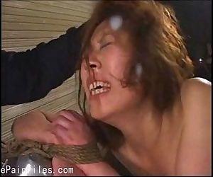 forced enema - 6 min