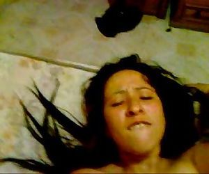 liza y wolf video tomado de celular - 2 min