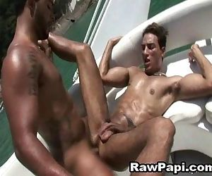 Best Sexy Latin Gay Bareback Sex