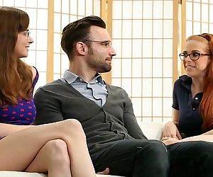 Hardcore Threesome FuckHD