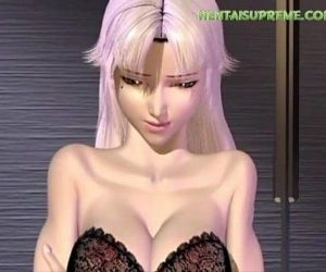 HentaiSupreme.COM - Insanely Sexy Horny Hentai Babe - 13 min