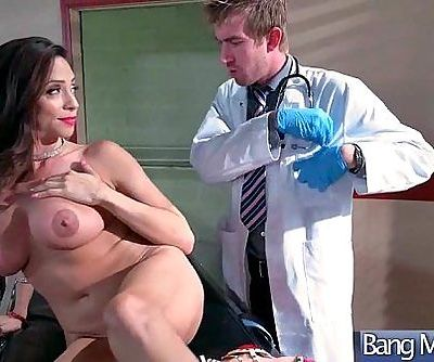 Sex Adventures Between Doctor And Beauty Sluty Patient video-02