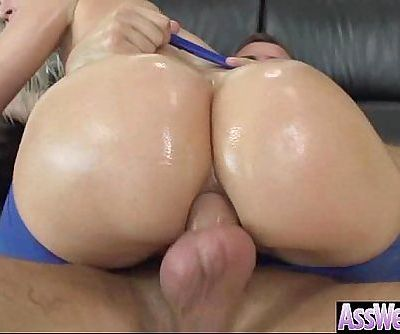 Big Round Ass Girl Get Anal Hardcore Sex mov-06