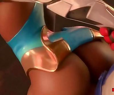 Best Hentai Overwatch 3D Anime Amateur cartoon babe getting fucked by big dick 10 min