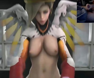 Lets Play the BEST Overwatch Porn and Sex Scenes!