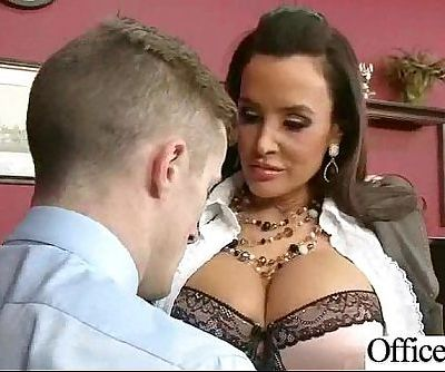 Big Tits Office Slut Girl Banged Hardcore vid-19