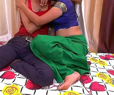 Indian Hot Bhabhi Fucking With Young College Boy 10 min 1080p