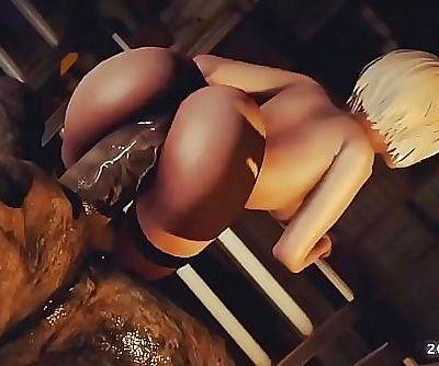 Monsters Fuck 3D Part- 2 21 min 720p