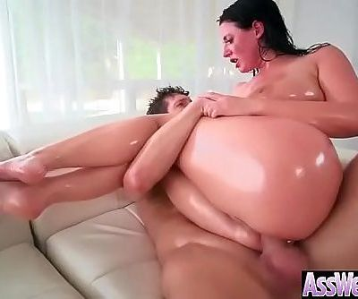 Hard Analy Banged On Cam A Sluty Big Round Ass Girl video-07