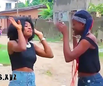 sexy nigerian black ebony african babes 27 sec