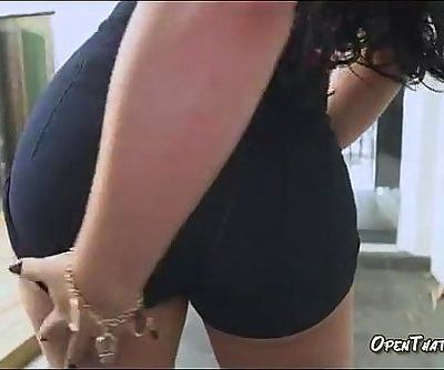 Carmen De Luz latina ass