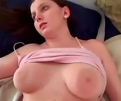 Lets seduce my sleeping Step Sister and fuck Her Virgin Pussy !! 10 min