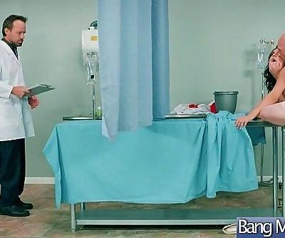 Horny Patient Easy Seduced By Doctor Get Nailed clip-28
