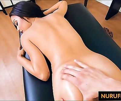 Petite latina blows the massage guy 6 min 720p