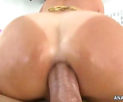 Ultra Wide Anal Gaping