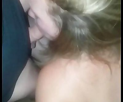 Wife satisfies husband and friend 5 min HD