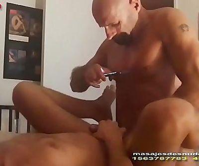 SEX RELAX BLOWJOB FUCKING BAREBACK by Nudemassage 11 min